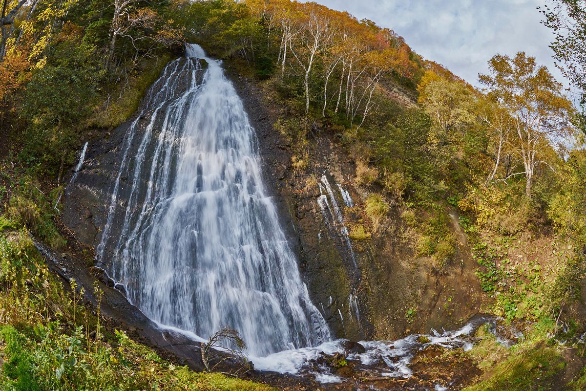 Клоковский водопад