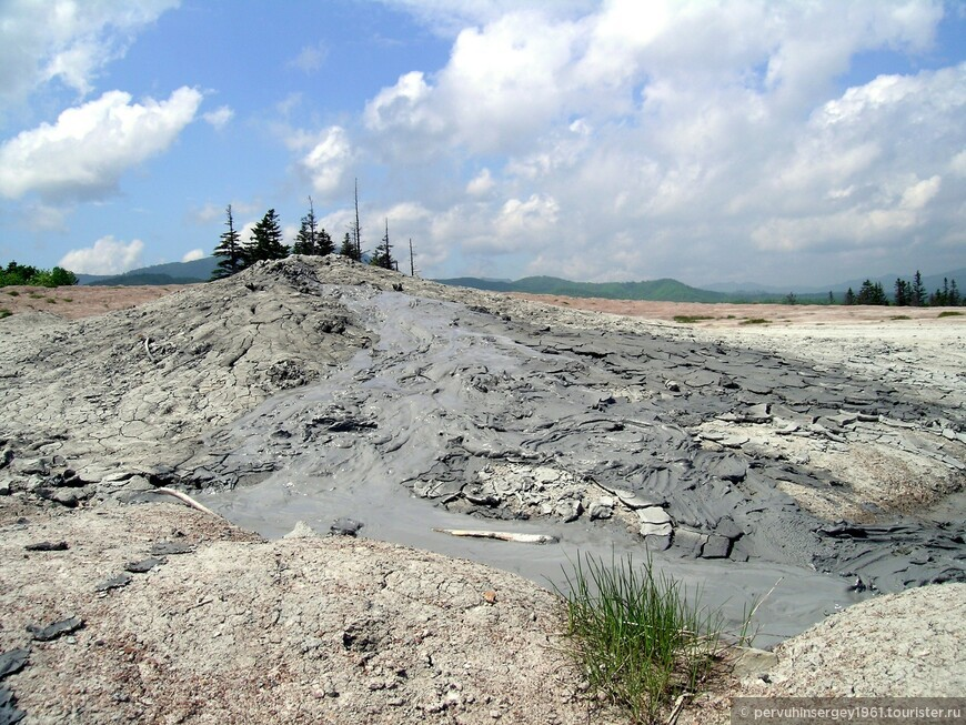 Грязевой Вулкан Южно Сахалинск